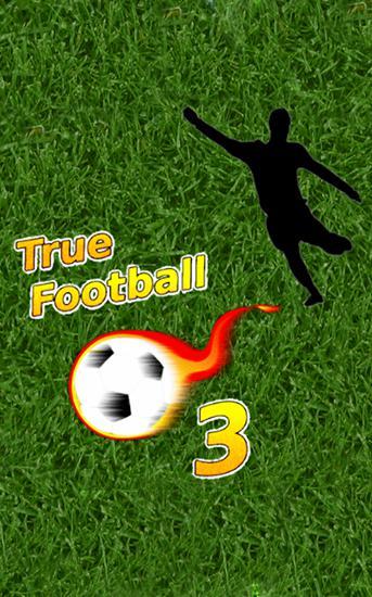 True football 3 скриншот 1