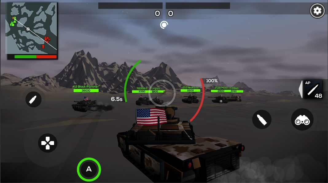Poly Tank 2: Battle Sandbox for Android
