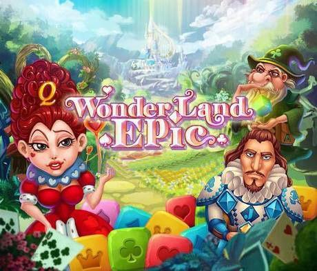 Wonderland epic Screenshot