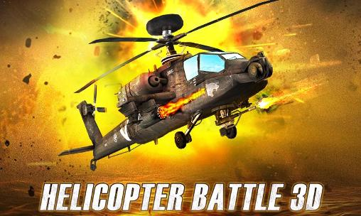 Helicopter battle 3D Screenshot