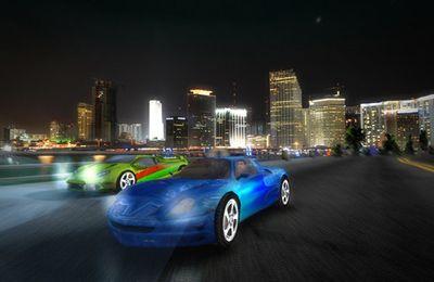 Carreras ilegales: la alta velocidad 3D