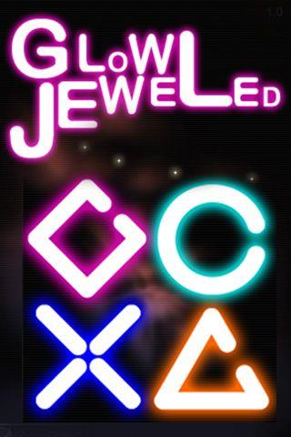 logo Glow jeweled