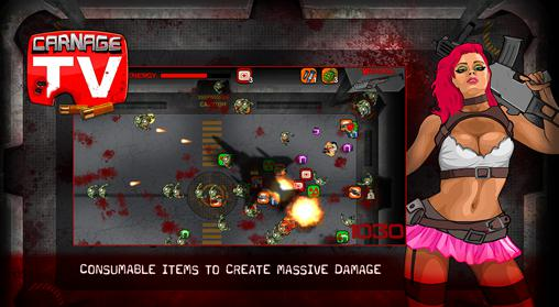 Carnage TV para Android