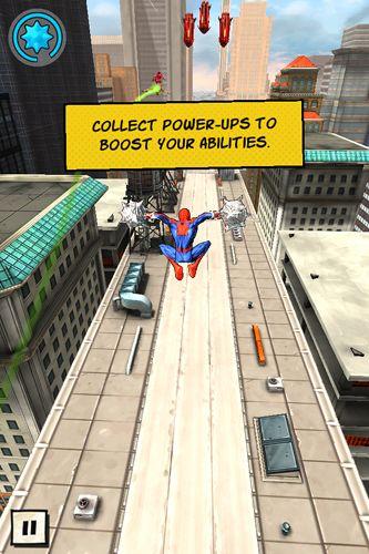 拱廊:下载Spider-Man unlimited到您的手机