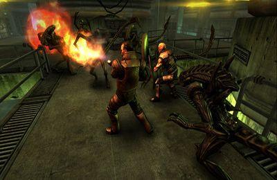 L'Alien contre le Carnassier: Evolution