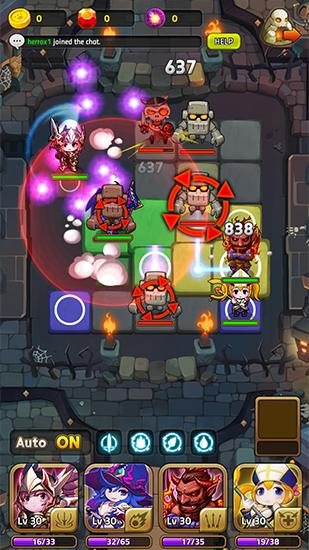 Dungeon link pour Android