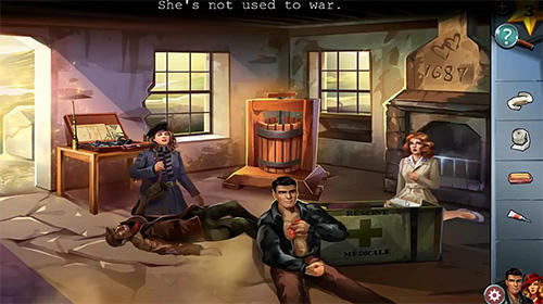Adventure escape: Allied spies для Android