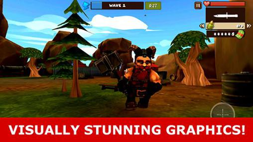 Dwarfs: Unkilled shooter! screenshot 4