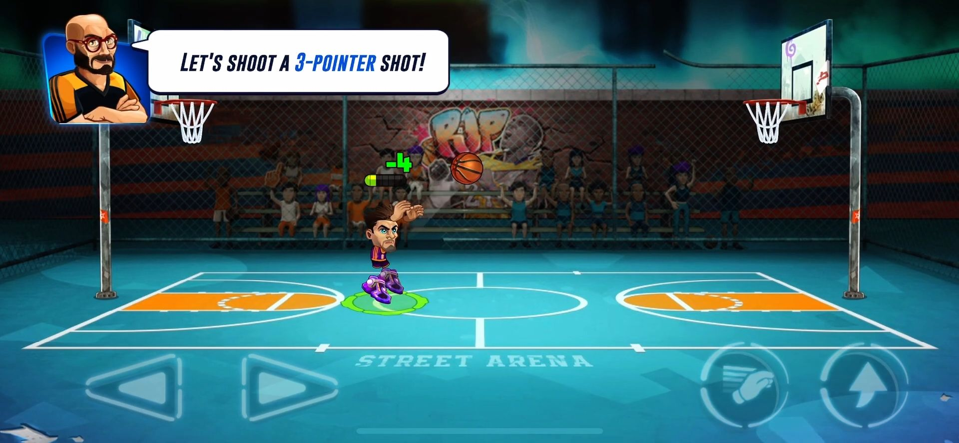 Basketball Arena for Android