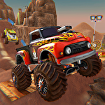 Xtreme MMX monster truck racing ícone