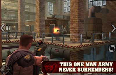 Frontline Commando for iPhone for free