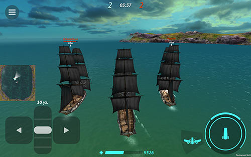 Pirate round for Android