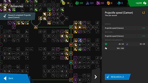 Infinitode 2 screenshot 1