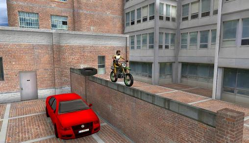 Stunt bike 3D capturas de pantalla