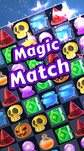 Magic match madness скриншот 1