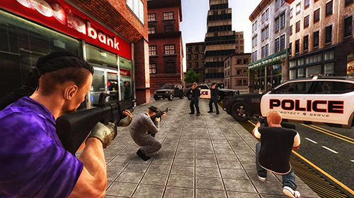 Sin city: Crime squad для Android