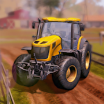 Farmer sim 2018 icône