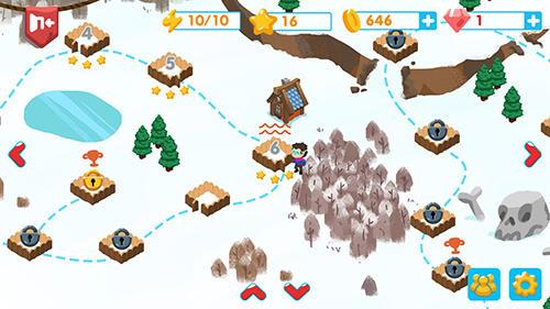 Snowicks: Snow battle für Android