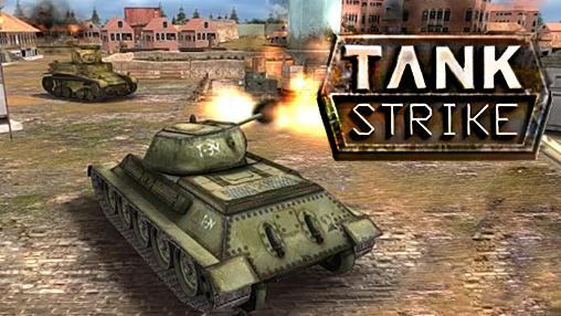 Tank strike 3D screenshot 1