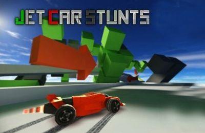logo Jet Car Stunts