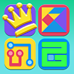 Puzzle king by Sixcube Symbol