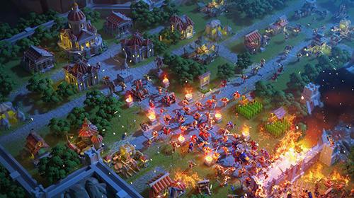 Rise of kingdoms: Lost crusade capture d'écran 1