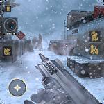 Frontline critical world war counter fire squad Symbol