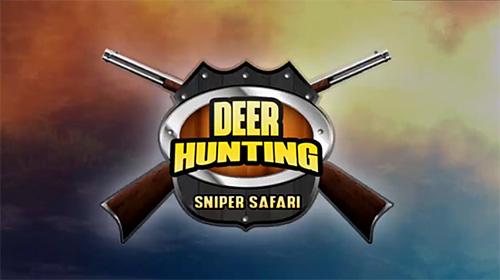 Deer hunting sniper safari: Animals huntcapturas de pantalla