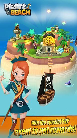 Pirate beach: Pandora empire Screenshot