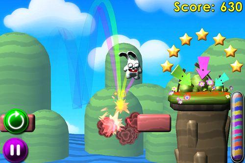 Salto del conejo para iPhone gratis