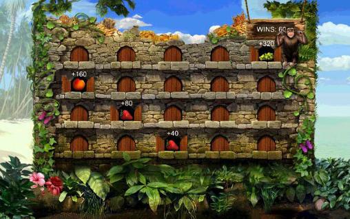 Glücksspiel Happy jungle: Slot für das Smartphone