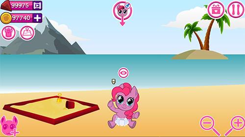 Spiele basierend auf Zeichentrickfilmen My little pony: Hospital auf Deutsch