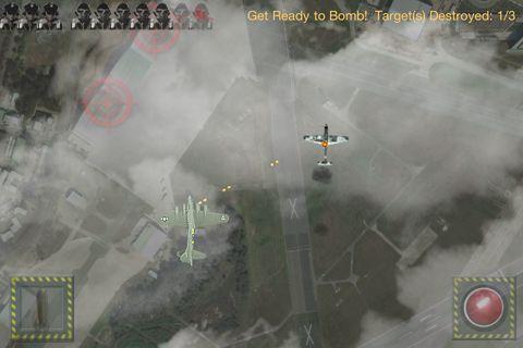 Shooters Bomber Kapitän auf Deutsch