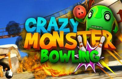 logo Le Bowling avec les Monstres Fous