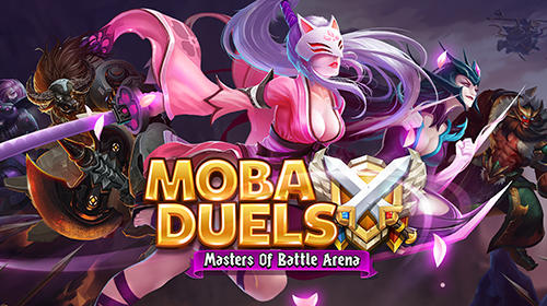 MOBA duels: Masters of battle arena Symbol