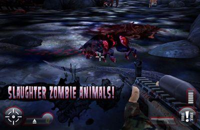 Cazadores de ciervos: zombies en español
