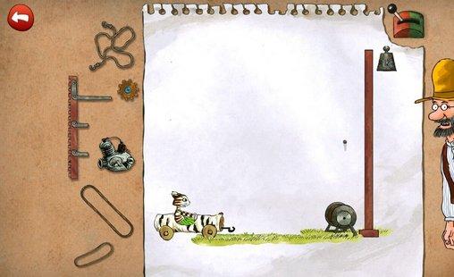 Pettson's inventions deluxe Screenshot