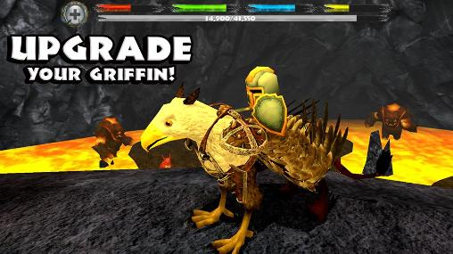 Griffin simulator скріншот 1