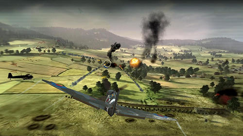 War plane 3D: Fun battle games für Android