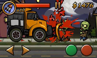 Zombieville usa screenshot 1