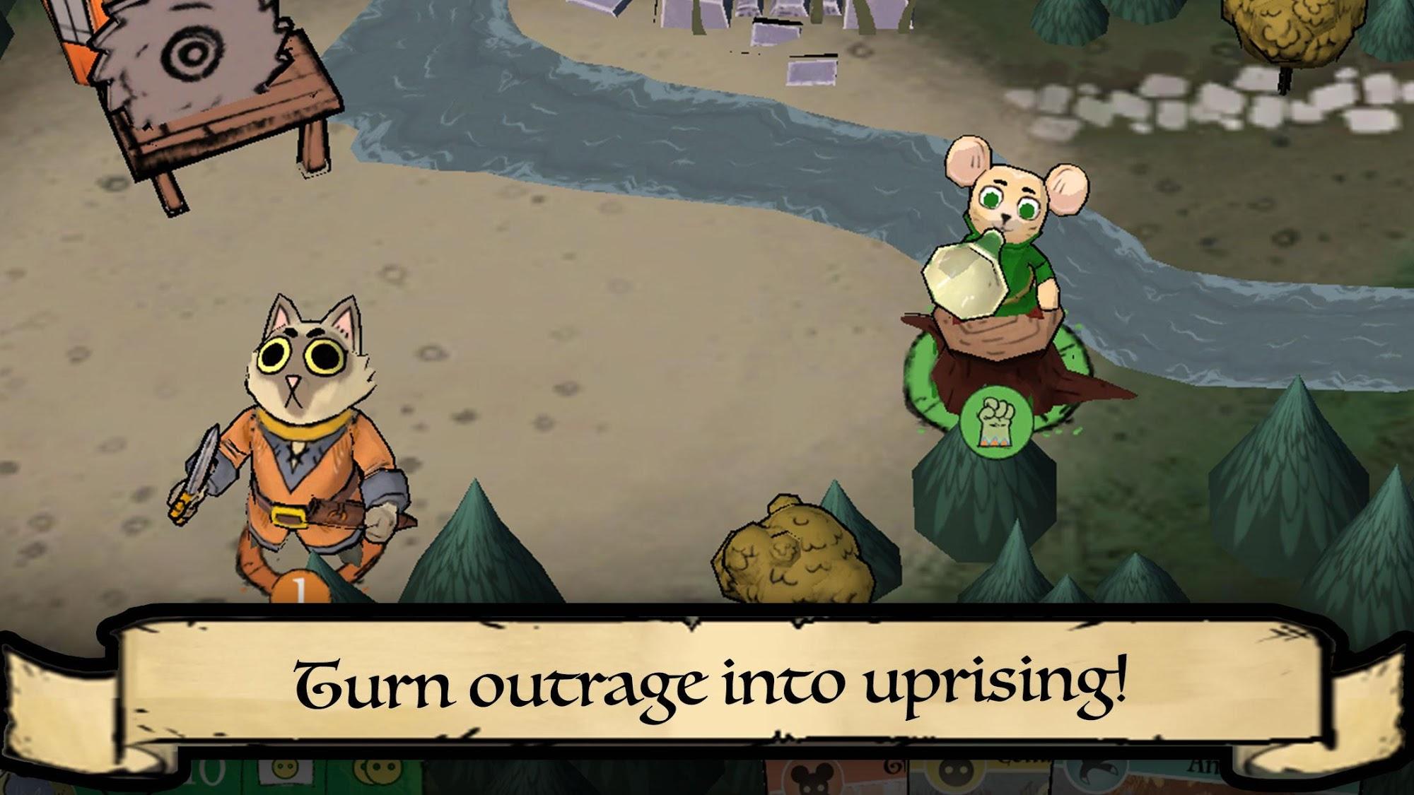 Root Board Game скриншот 1
