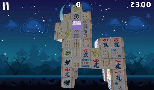 Mahjong deluxe 3 Screenshot