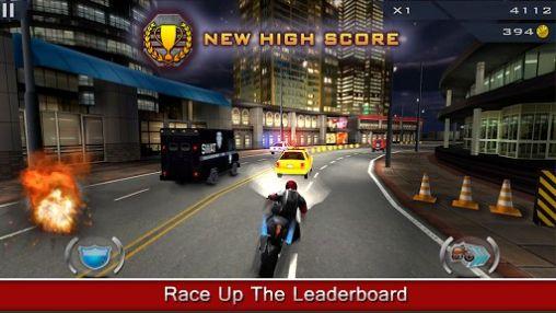 Dhoom:3 the game screenshots