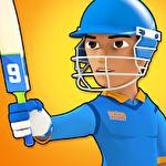 T20 card cricket icon