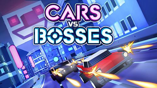 Cars vs bosses Symbol