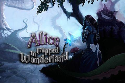 logo Alice trapped in Wonderland