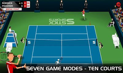 Stick Tennis für Android