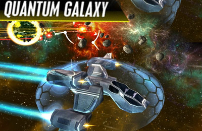 Screenshot Quantum Galaxie auf dem iPhone