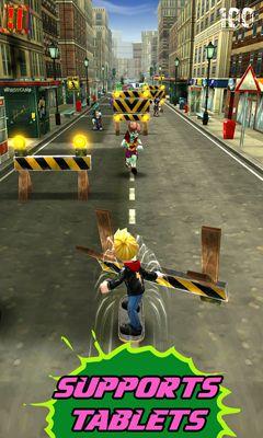 Juegos de arcade Zombies After Me! para teléfono inteligente