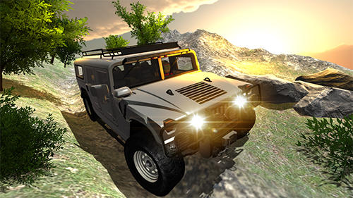 Offroad car H для Android
